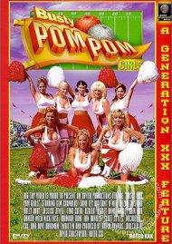 Busty Pom Pom Girls Boxcover