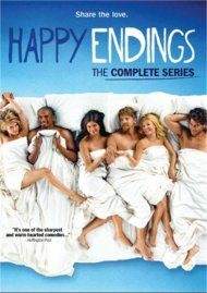 Happy Endings: The Complete Series Boxcover