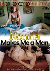 Andi James in Nonna Makes Me a Man Boxcover