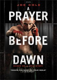 Prayer Before Dawn, A Boxcover