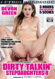 Dirty Talkin' Stepdaughters 8 Boxcover