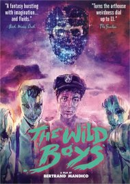 Wild Boys, The Boxcover