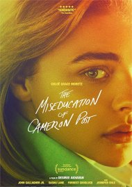 Miseducation of Cameron Post, The Boxcover