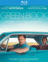 Green Book (4k UHD) Boxcover