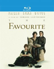 Favourite, The (BLU-RAY/DVD/2 DISC) Boxcover