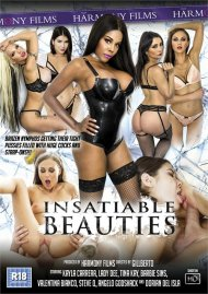 Insatiable Beauties Boxcover