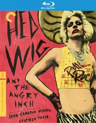 Hedwig and the Angry Inch Boxcover