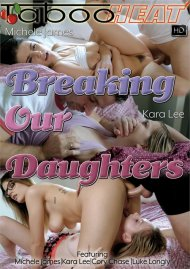 Michelle James and Kara Lee in Breaking Our Daughters Boxcover