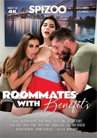 Roommates With Benefits Boxcover