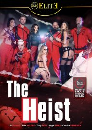 Heist, The Boxcover