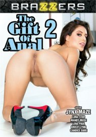 Gift Of Anal 2, The Boxcover