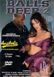 Balls Deep 2 Boxcover