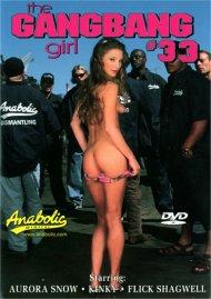Gangbang Girl 33, The Boxcover