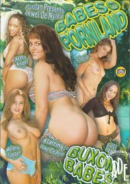 Babes in Pornland: Buxom Babes Boxcover