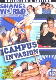 Shane's World 32: Campus Invasion Boxcover
