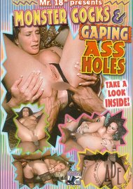 Monster Cocks & Gaping Assholes Boxcover