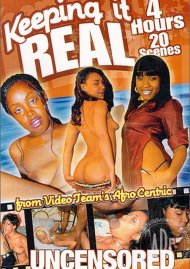 Keeping it Real: Uncensored Boxcover