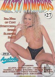 Nasty Nymphos 27 Boxcover