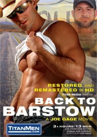 Back to Barstow