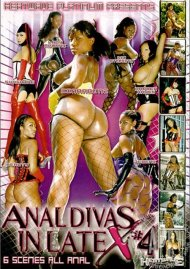 Anal Divas in Latex 4 Boxcover