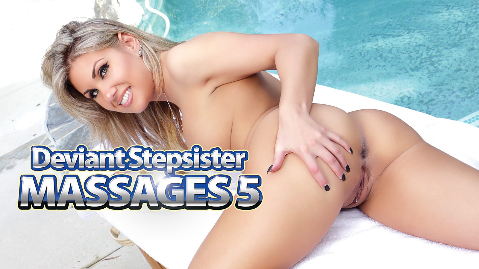 Deviant step sister massages from lethal hardcore