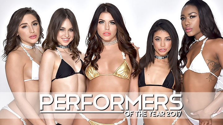 Behind the Scenes of Performers Of The Year 2017