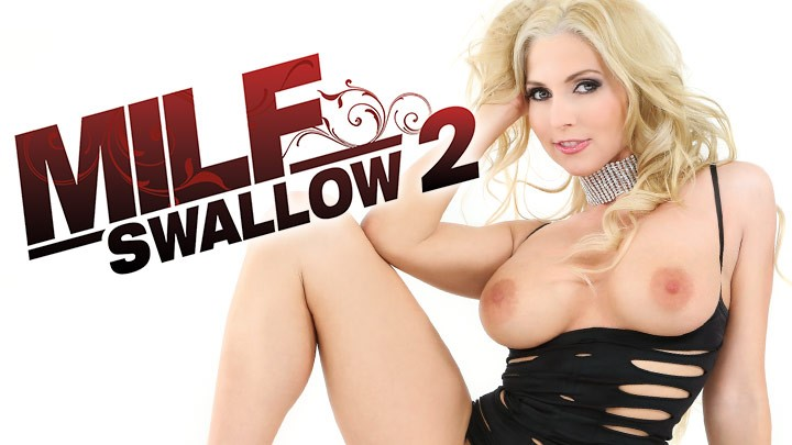 Behind the Scenes of MILF Swallow 2