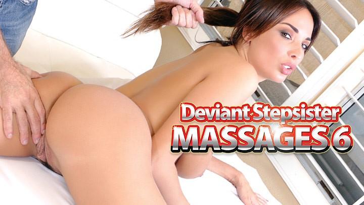 Deviant Stepsister Massage 6 Image