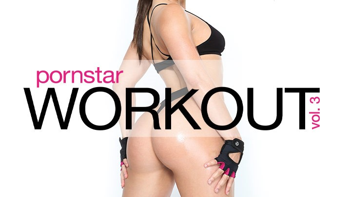 Behind the Scenes of Pornstar Workout Vol. 3