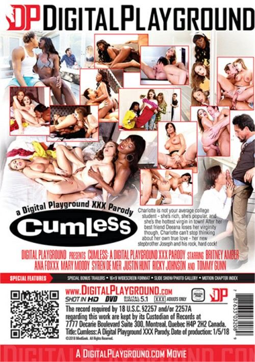 Cumless: A Digital Playground XXX Parody
