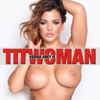 Keisha Grey Is Tit Woman