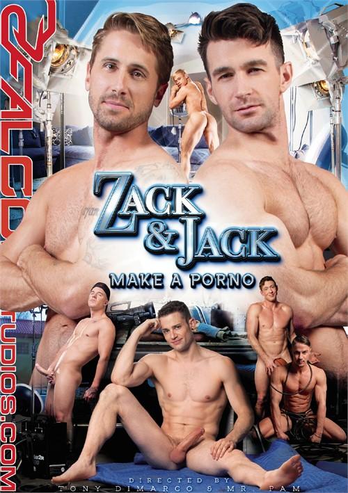 Zack & Jack Make A Porno