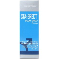 Sta-Erect Delay Spray - 2 oz. 6 Product Image