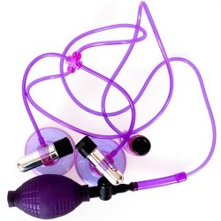 Fetish Fantasy Vibrating Triple Super Suckers 6 Product Image