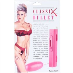 Classix Bullet - Pink 10 Product Image