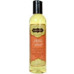 Kama Sutra Sweet Almond Massage Oil - 8 oz. 1 Product Image