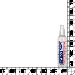 Swiss Navy: Premium Silicone Lube - 8 oz.  5 Product Image