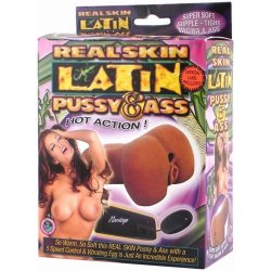 Real Skin Latin Pussy & Ass 2 Product Image