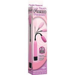 Luv Touch Flexa Pleaser - Pink 8 Product Image