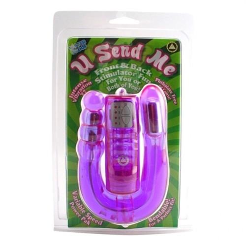 U Send Me - Purple 2 Product Image