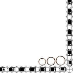 Metal Cock Ring 3-Pack 7 Product Image