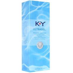 KY Ultragel Personal Lube - 4.5 oz. 2 Product Image