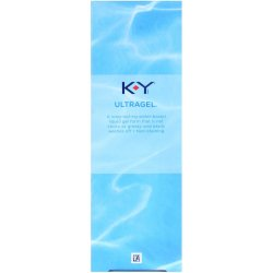 KY Ultragel Personal Lube - 4.5 oz. 3 Product Image