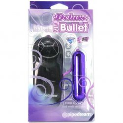 Deluxe Slim Bullet - Purple 5 Product Image