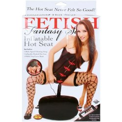Fetish Fantasy Inflatable Hot Seat 11 Product Image