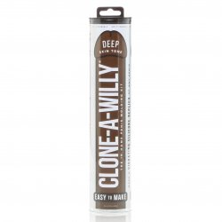 Clone-A-Willy Kit - Vibrating - Deep Tone 3 Product Image