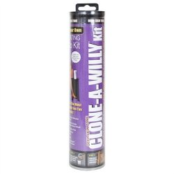 Clone-A-Willy Kit - Vibrating - Deep Tone 8 Product Image