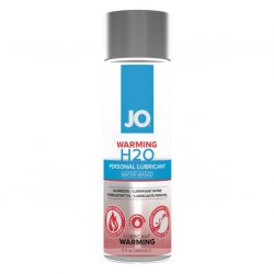 JO H2O Warming Lube - 8 oz. 1 Product Image