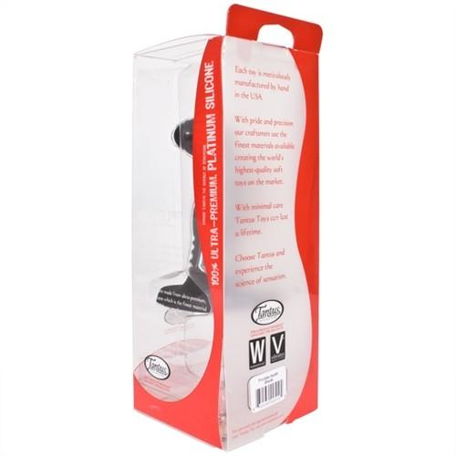 Tantus:Prostate Play Vibrator - Black 8 Product Image