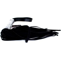 Fetish Fantasy Fancy Flogger - Black 9 Product Image